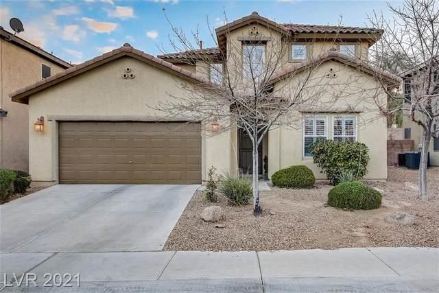 197 Plumpjack Avenue, Henderson, NV 89002 (MLS #2263712) :: Billy OKeefe | Berkshire Hathaway HomeServices