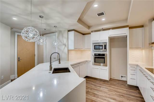 2700 Las Vegas Boulevard #2103, Las Vegas, NV 89109 (MLS #2263713) :: Signature Real Estate Group