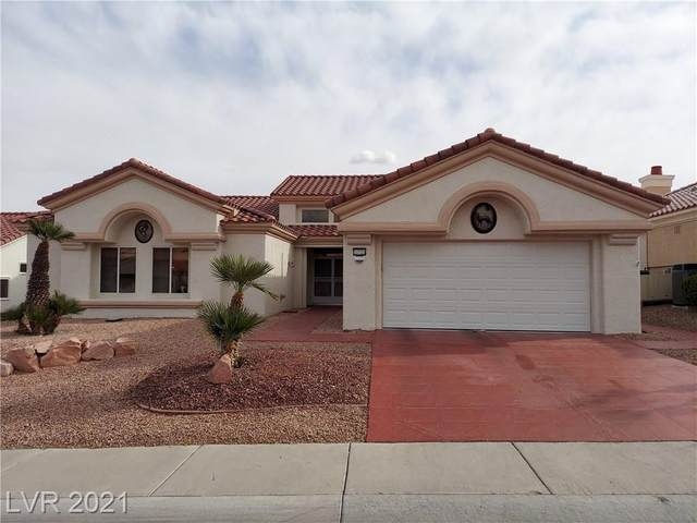 10725 Back Plains Drive, Las Vegas, NV 89134 (MLS #2263716) :: The Shear Team