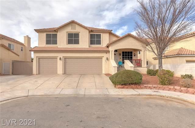 9451 Coral Shine Court, Las Vegas, NV 89123 (MLS #2263728) :: Billy OKeefe | Berkshire Hathaway HomeServices