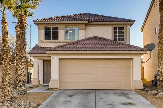 5301 Bright Sky Court, Las Vegas, NV 89130 (MLS #2263762) :: Signature Real Estate Group
