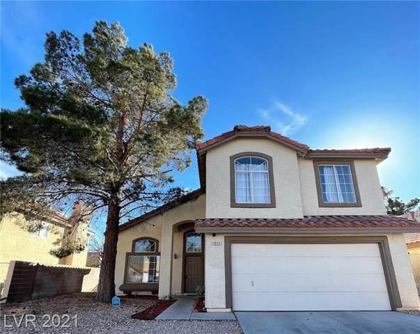 1517 Santa Rosalia Drive, North Las Vegas, NV 89031 (MLS #2263769) :: Billy OKeefe | Berkshire Hathaway HomeServices