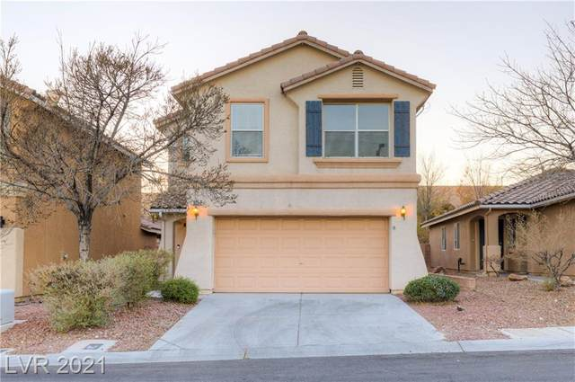 825 Bernini Street, Las Vegas, NV 89144 (MLS #2263776) :: Signature Real Estate Group