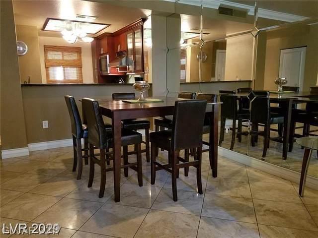 270 Flamingo Road #227, Las Vegas, NV 89169 (MLS #2263778) :: Billy OKeefe | Berkshire Hathaway HomeServices