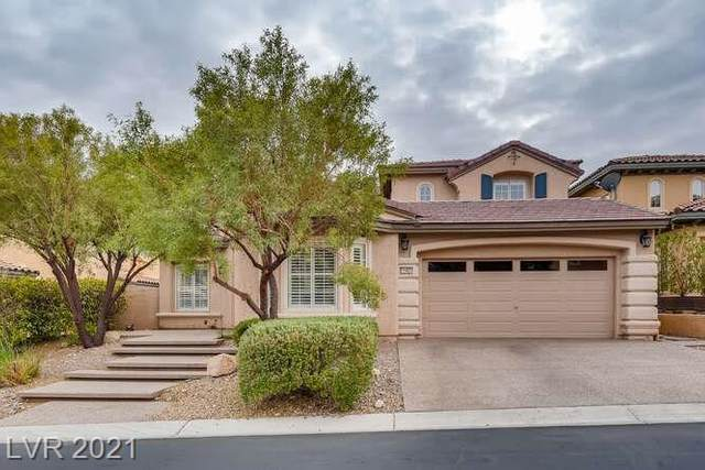 11421 Orazio Drive, Las Vegas, NV 89138 (MLS #2263781) :: The Shear Team