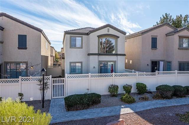 740 Piercey Court, North Las Vegas, NV 89084 (MLS #2263785) :: Jeffrey Sabel