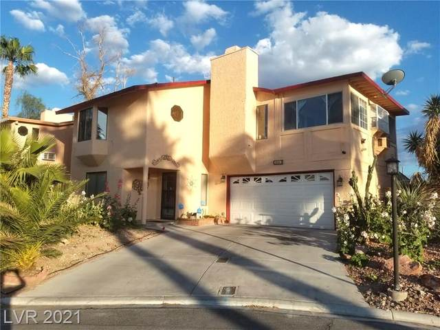 3480 Sego Glen Circle, Las Vegas, NV 89121 (MLS #2263800) :: Kypreos Team