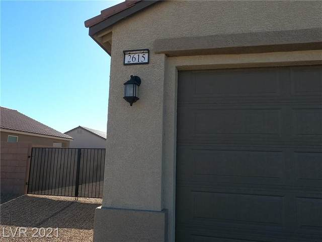 2615 Glen Valley Avenue, Pahrump, NV 89048 (MLS #2263807) :: The Perna Group