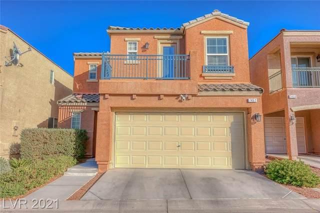 7452 Corcoran Street, Las Vegas, NV 89148 (MLS #2263812) :: Hebert Group | Realty One Group