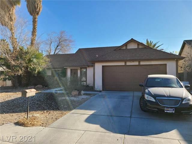 4969 Utah Avenue, Las Vegas, NV 89104 (MLS #2263813) :: Vestuto Realty Group