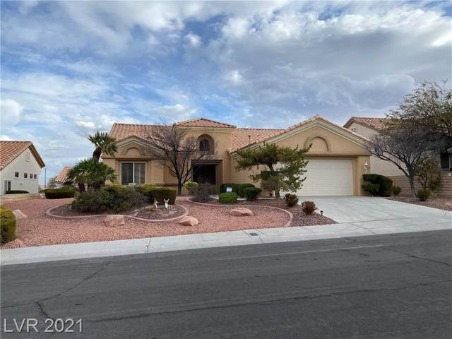 2620 Hanging Rock Drive, Las Vegas, NV 89134 (MLS #2263823) :: The Shear Team