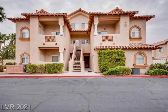 2925 Wigwam Parkway #1621, Henderson, NV 89074 (MLS #2263828) :: Signature Real Estate Group