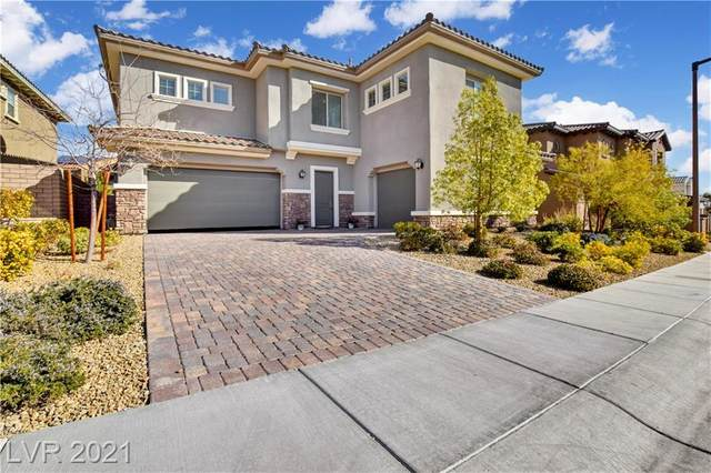 328 Elder View Drive, Las Vegas, NV 89138 (MLS #2263840) :: Kypreos Team