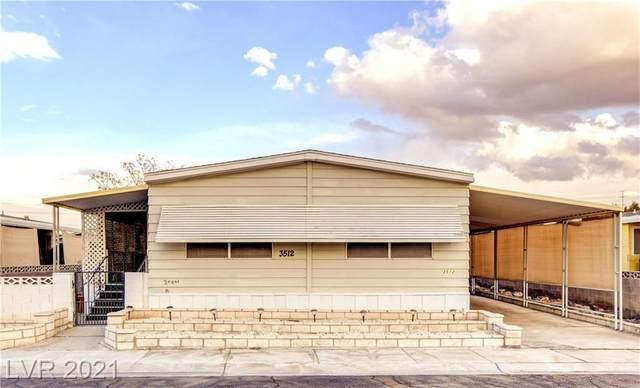 3512 Isle Royale Drive, Las Vegas, NV 89122 (MLS #2263906) :: Billy OKeefe   Berkshire Hathaway HomeServices
