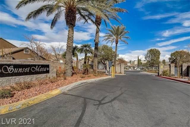 303 Red Canvas Place, Las Vegas, NV 89144 (MLS #2263909) :: Kypreos Team