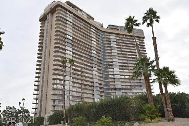 3111 Bel Air Drive 8D, Las Vegas, NV 89109 (MLS #2263919) :: Signature Real Estate Group