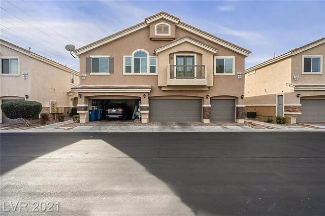 2375 Koho Drive #101, Las Vegas, NV 89183 (MLS #2263942) :: The Shear Team
