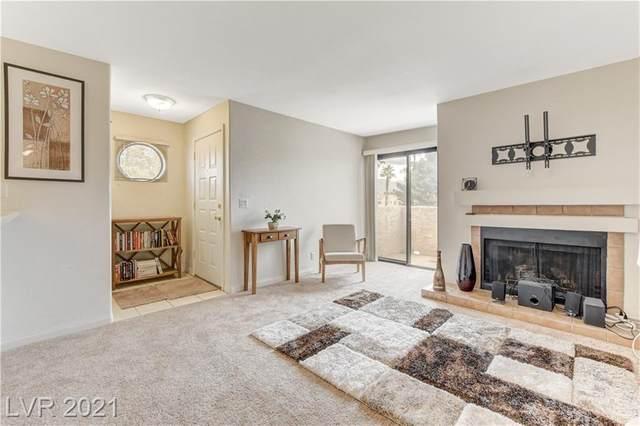 2985 Juniper Hills Boulevard #204, Las Vegas, NV 89142 (MLS #2263960) :: Billy OKeefe   Berkshire Hathaway HomeServices