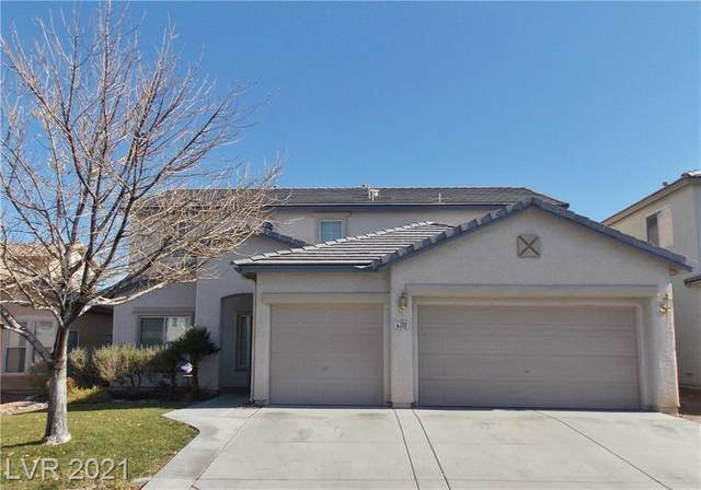 8372 Belmont Valley Street, Las Vegas, NV 89123 (MLS #2263963) :: The Shear Team