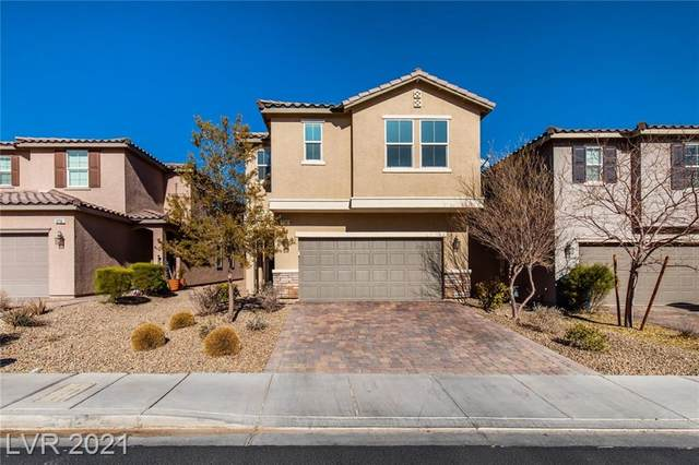 8750 Cerrito Canyon Court, Las Vegas, NV 89148 (MLS #2263977) :: Vestuto Realty Group