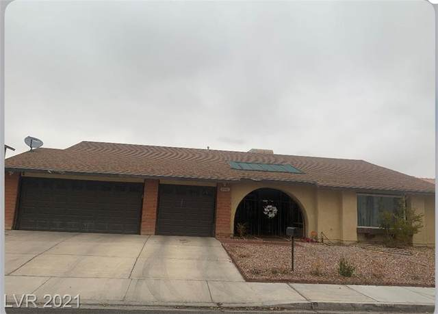 1906 Casey Drive, Las Vegas, NV 89119 (MLS #2263996) :: Vestuto Realty Group