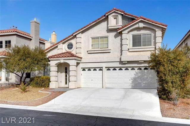 9570 Adobe Arch Court, Las Vegas, NV 89148 (MLS #2263997) :: Kypreos Team