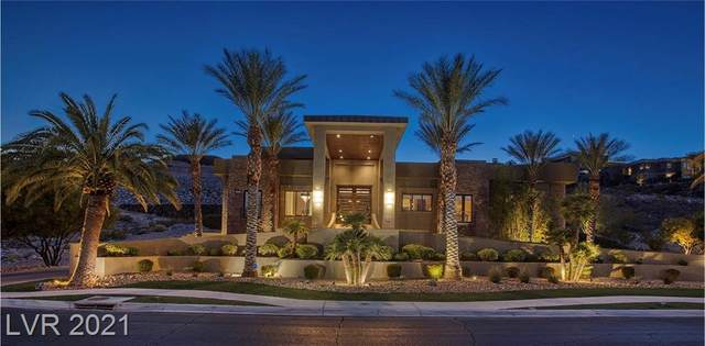 1465 Macdonald Ranch Drive, Henderson, NV 89012 (MLS #2263998) :: Signature Real Estate Group