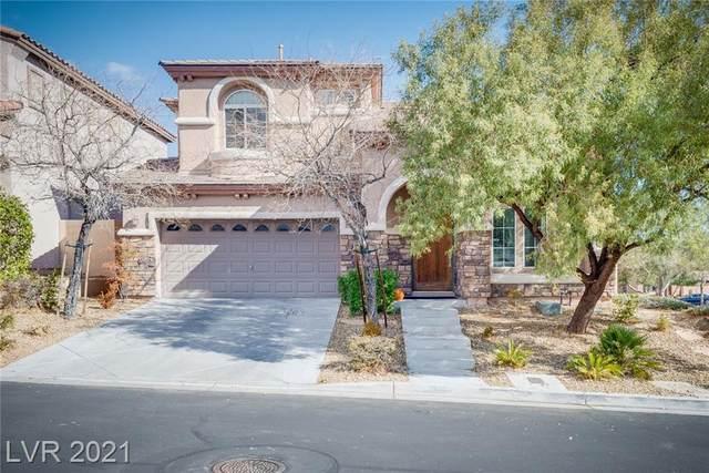 564 Delta Rio Street, Las Vegas, NV 89138 (MLS #2264011) :: Kypreos Team