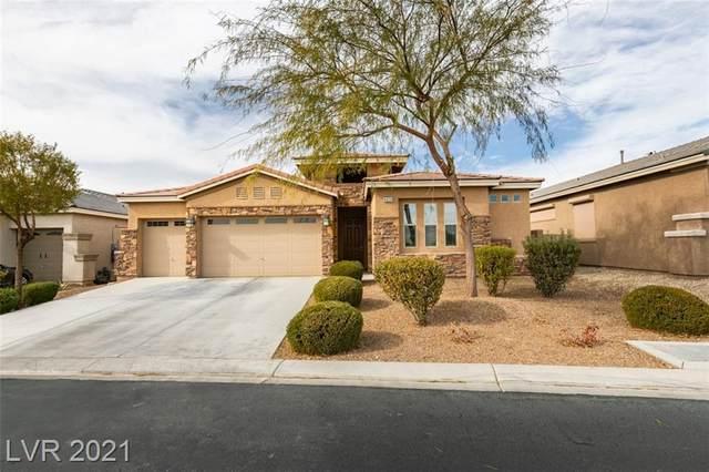 4629 White Cap Mill Street, Las Vegas, NV 89147 (MLS #2264018) :: Vestuto Realty Group