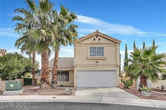 2704 Norbeck Street, Las Vegas, NV 89117 (MLS #2264028) :: Vestuto Realty Group