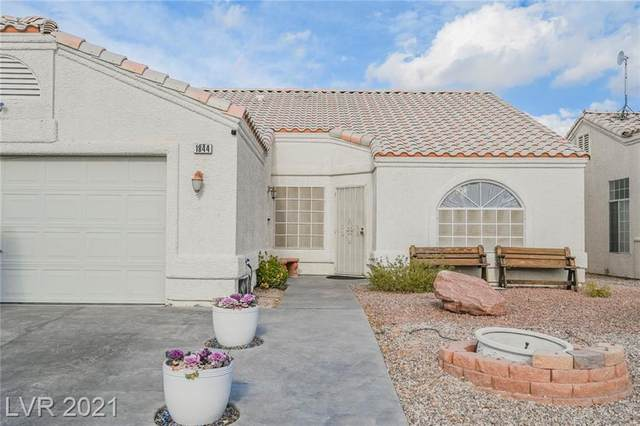 1844 Panther Place, North Las Vegas, NV 89031 (MLS #2264053) :: Hebert Group | Realty One Group