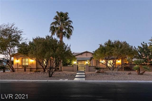 7008 Via Campanile Avenue, Las Vegas, NV 89131 (MLS #2264055) :: Vestuto Realty Group