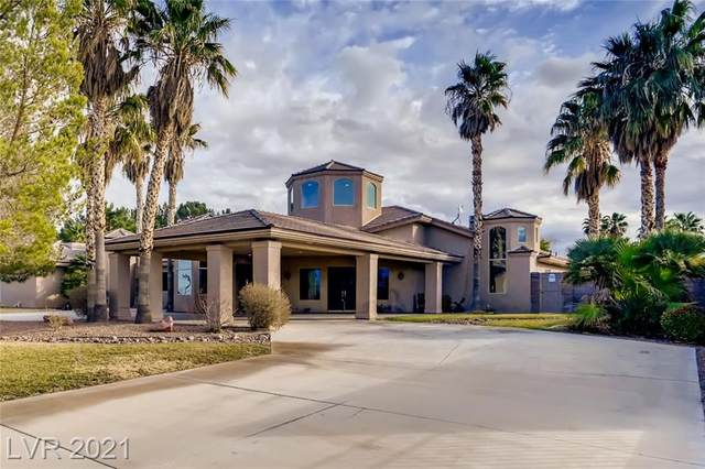 6445 Ponderosa Way, Las Vegas, NV 89118 (MLS #2264080) :: Vestuto Realty Group
