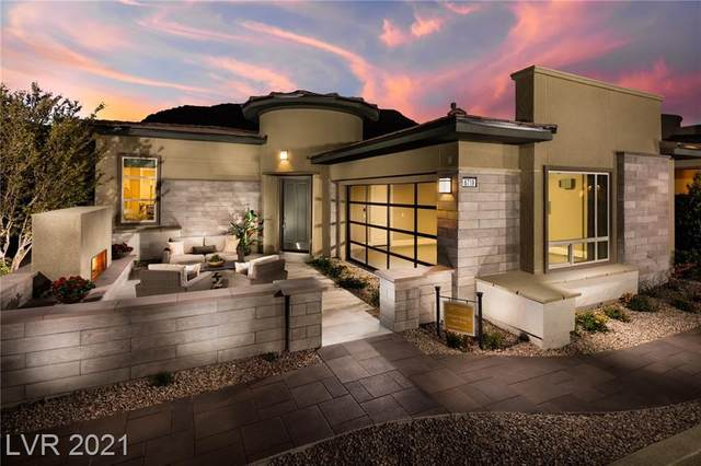 9958 Regency Square Avenue, Las Vegas, NV 89148 (MLS #2264085) :: Kypreos Team