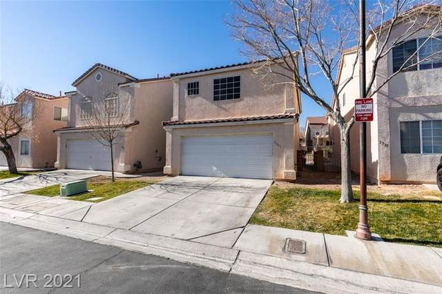 5351 Chili Pepper Street, Las Vegas, NV 89118 (MLS #2264087) :: Vestuto Realty Group