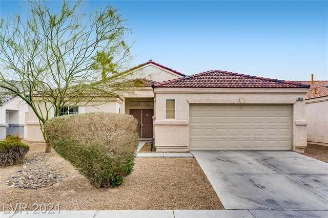 3807 Shimmering Creek Avenue, North Las Vegas, NV 89031 (MLS #2264098) :: Hebert Group | Realty One Group