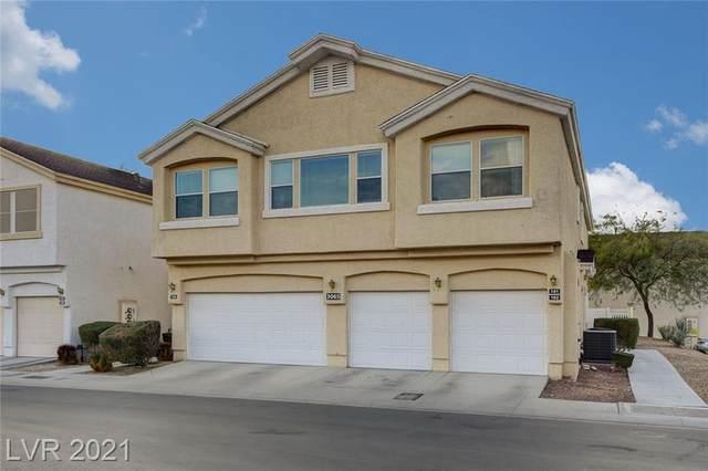 3065 Gary Cooper Street #103, Las Vegas, NV 89122 (MLS #2264106) :: Billy OKeefe | Berkshire Hathaway HomeServices