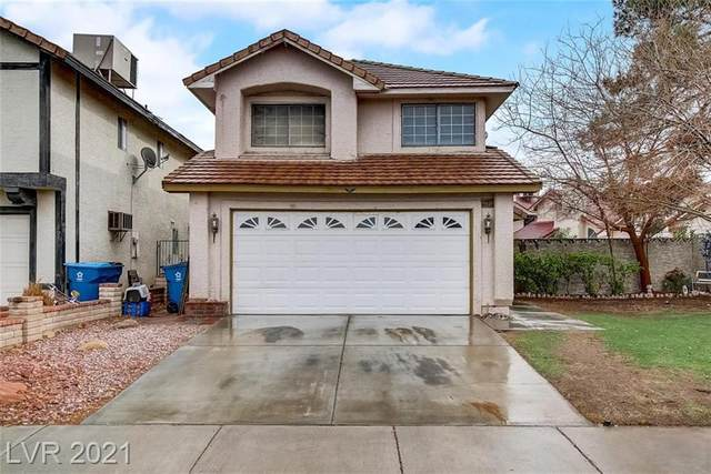 7190 Shadow Crest Drive, Las Vegas, NV 89119 (MLS #2264112) :: Signature Real Estate Group