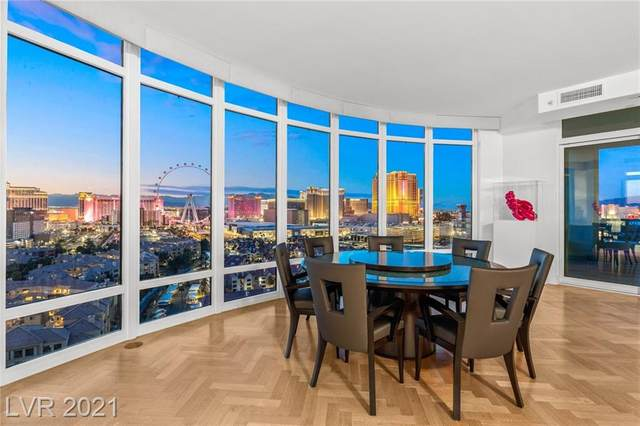 1 Hughes Center Drive #1702, Las Vegas, NV 89169 (MLS #2264119) :: Signature Real Estate Group