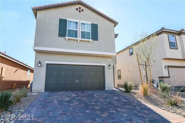 8427 Alder Sprout Avenue, Las Vegas, NV 89113 (MLS #2264126) :: Kypreos Team