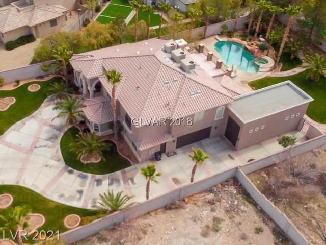 7261 Obannon Drive, Las Vegas, NV 89117 (MLS #2264143) :: Vestuto Realty Group