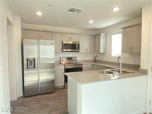 12146 Azure Gate Road #4, Las Vegas, NV 89183 (MLS #2264233) :: Billy OKeefe   Berkshire Hathaway HomeServices
