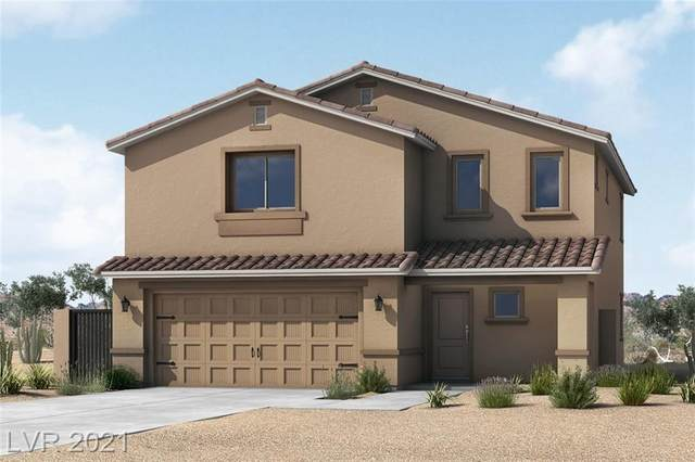 105 Deseo Court, North Las Vegas, NV 89031 (MLS #2264249) :: The Perna Group