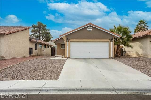 6449 Plumcrest Road, Las Vegas, NV 89108 (MLS #2264253) :: Signature Real Estate Group