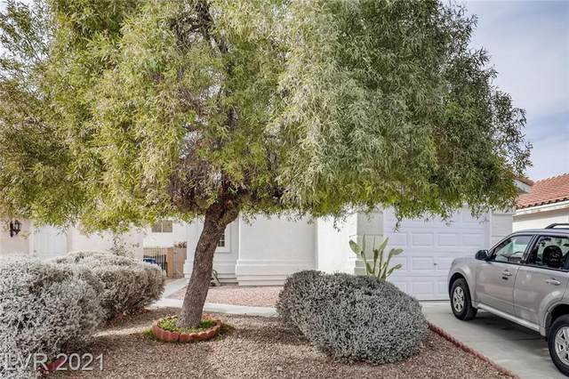 4585 Spitfire Street, Las Vegas, NV 89115 (MLS #2264260) :: Vestuto Realty Group