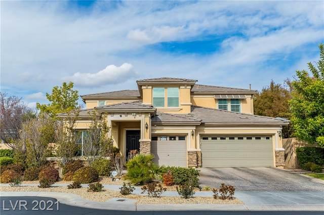 10436 Avebury Manor Lane, Las Vegas, NV 89135 (MLS #2264270) :: Vestuto Realty Group