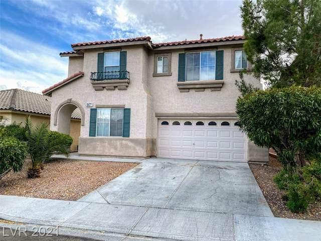 8477 Garnet Peak Court, Las Vegas, NV 89117 (MLS #2264281) :: Vestuto Realty Group