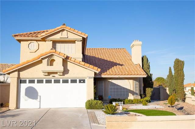 8200 Bermuda Beach Drive, Las Vegas, NV 89128 (MLS #2264284) :: Lindstrom Radcliffe Group