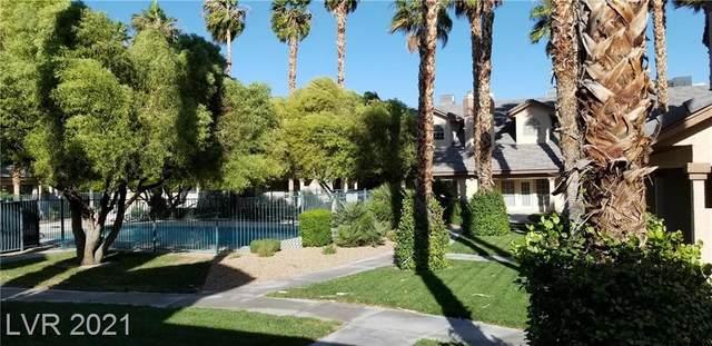 5070 Tara Avenue #118, Las Vegas, NV 89146 (MLS #2264298) :: Jeffrey Sabel