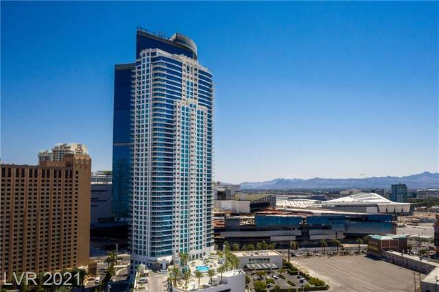 2700 Las Vegas Boulevard #2411, Las Vegas, NV 89109 (MLS #2264305) :: Signature Real Estate Group